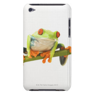 Tree frog on stem Case-Mate iPod touch case