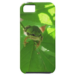 Tree Frog phone case iPhone 5 Cover