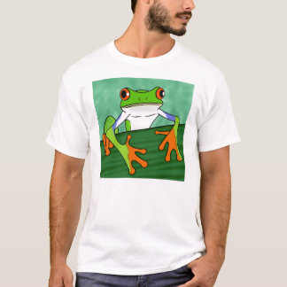 Tree Frog Revised and Corrected T-Shirt