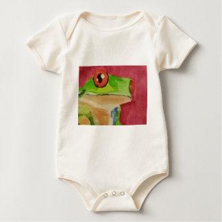 Tree Frog Romper