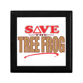 Tree Frog Save Gift Box