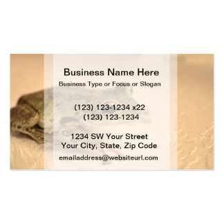 tree frog sepia looking right animal image business card