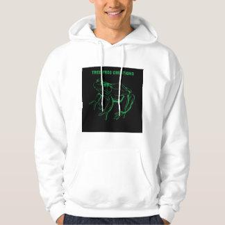 tree frog trademark hoodie