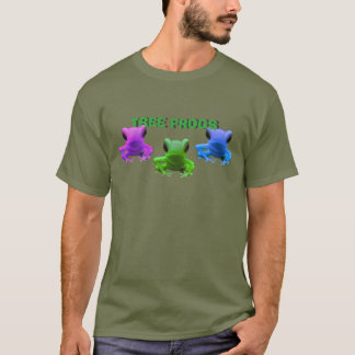 Tree Frogs T-Shirt