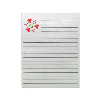 Tree Garden Notepad