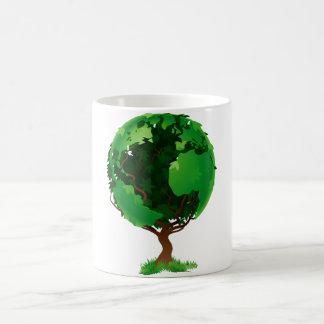 Tree Globe Mug