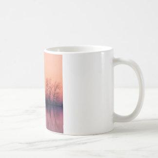Tree Gloomy Wood Coffee Mugs