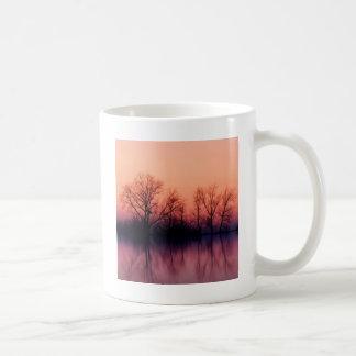 Tree Gloomy Wood Coffee Mug