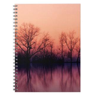 Tree Gloomy Wood Journals