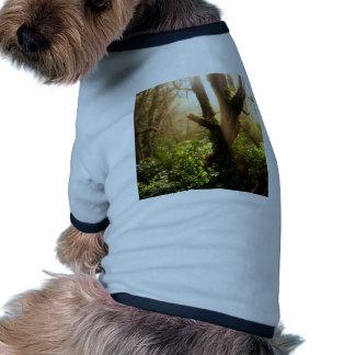 Tree Gloomy Woods Doggie Tee