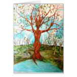 Tree Goddess Greeting Card