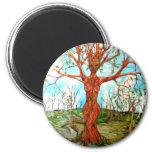 Tree Goddess Magnet
