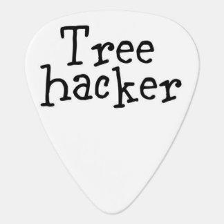 tree hacker plectrum
