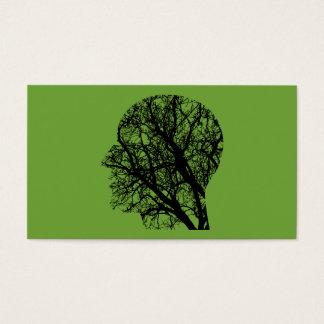 Tree head business card
