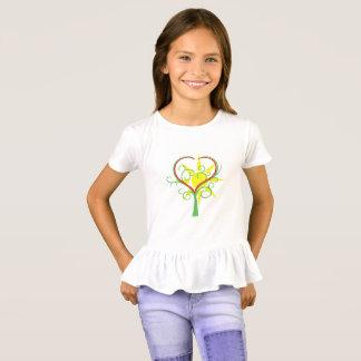 Tree, heart and sun T-Shirt