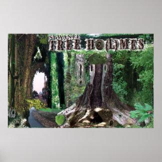 Tree Ho(l)mes - Sewanee TN - OlioStudios.com Print