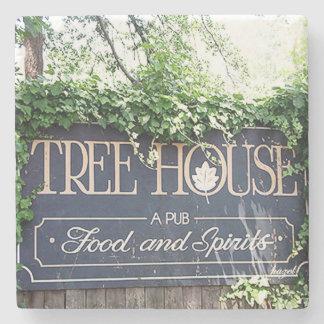 Tree House, Buckhead, Atlanta Landmark Coasters