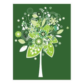 Tree Hugger 15 Postcard