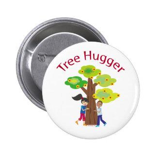 Tree Hugger Buttons