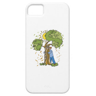 Tree Hugger Barely There iPhone 5 Case