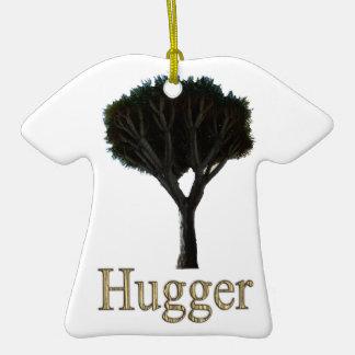 Tree Hugger Christmas Tree Ornaments