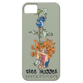 Tree-Hugger Extraordinaire Case For The iPhone 5