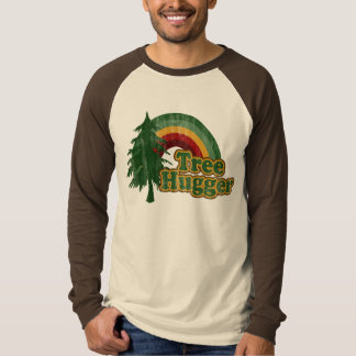 Tree Hugger, Funny Earth Day T-Shirt