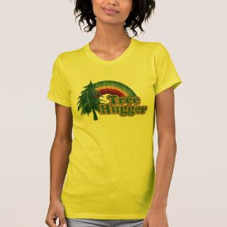 Tree Hugger, Funny Earth Day T-Shirt