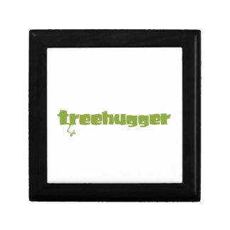 Tree Hugger Trinket Box