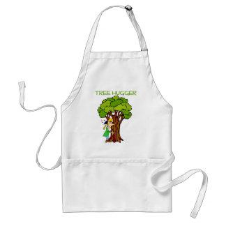 Tree Hugger - Girl Standard Apron