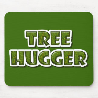 Tree Hugger Mouse Mat