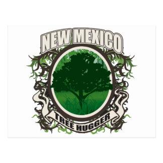 Tree Hugger New Mexico Postcards