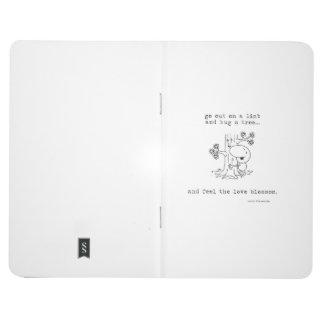 Tree Hugger Pocket Journal