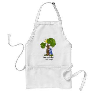 Tree Hugger Standard Apron