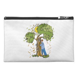 Tree Hugger Travel Accessories Bags