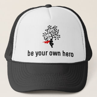 Tree Hugging Hero Trucker Hat