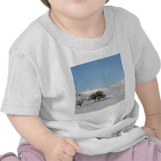 Tree Icey Snowscape Shirt