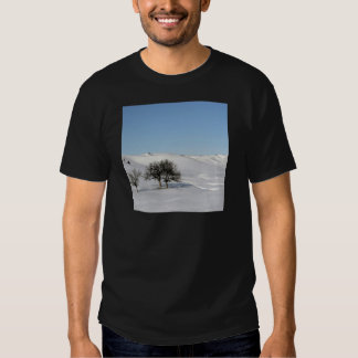 Tree Icey Snowscape T Shirt