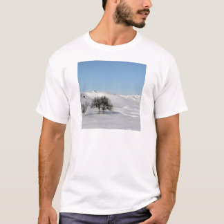 Tree Icey Snowscape T-Shirt