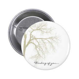 Tree II Thinking of You Button