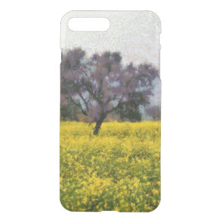 Tree in a yellow vision iPhone 7 plus case