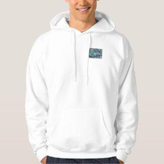 tree in the dark-59aa hooded sweatshirts