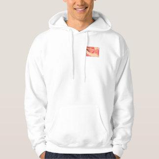 tree in the dark-63a hooded sweatshirts
