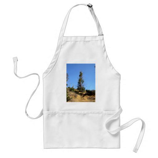 Tree In The Distance Apron