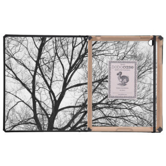 Tree in the Winter iPad Covers