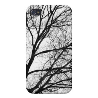 Tree in the Winter iPhone 4/4S Cover