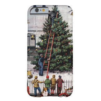Tree in Town Square Barely There iPhone 6 Case