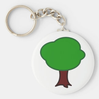 Tree Key Ring