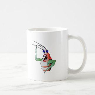 Tree Lady calling for green Coffee Mugs