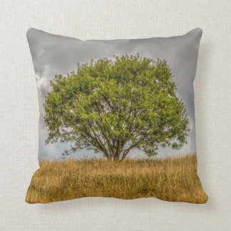 Tree landscape cushion